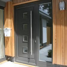 Cheap Exterior Doors Uk Modern Timber Entrance Doors Livingwood