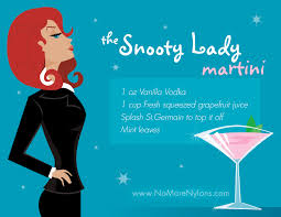cartoon martini no more nylons