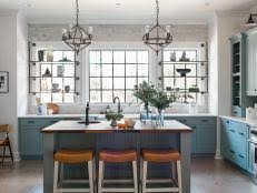 kitchen ideas for remodeling 20 small kitchen makeovers by hgtv hosts hgtv