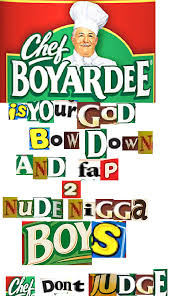 Chef Meme - chef boyardee is your god expand dong know your meme