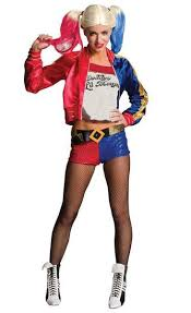 Chica Halloween Costume Disfraz Chica Harley Quinn Escuadrón Suicida Precioso Disfraz