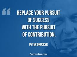 117 Greatest Peter Drucker Quotes All Time Succeed Feed