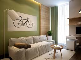 wohnideen f rs wohnzimmer wohnideen wohnzimmer ein ruhiges gefühl durch die farbe grün