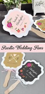 wedding fans favors best 25 wedding fans ideas on destination