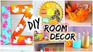 Diy Bedroom Decor by Diy Room Decor For Fall Spice Up Your Room Youtube