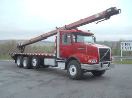 volvo truck 2004 flatbed trucks for sale in pa