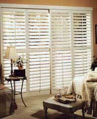 Faux Wood Blinds For Patio Doors Custom Shutters Orlando Gator Blinds 1 Plantation Shutters