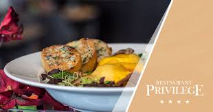 cuisine privilege cuisine privilege a wide range of restaurants is available