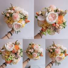 silk flower bouquets 79 best silk flower bouquets images on silk flower