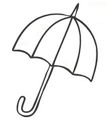 excellent hard beach coloring pages with umbrella coloring page