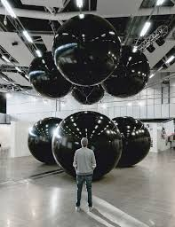 black balloons black balloons tadao cern vilnus lithuania the cool