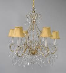 Ebay Chandelier Crystal Chandelier Amusing Brass And Crystal Chandelier Breathtaking