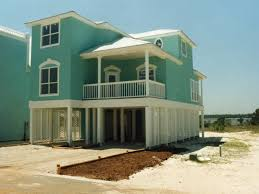 oglethorpe raised beach home plan 024d 0242 house plans and more