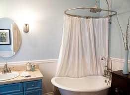 How To Convert Bathtub To Shower Tub To Shower Conversion Houzz