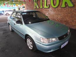 1999 Corolla Hatchback 1999 Toyota Corolla R 89 990 For Sale Kilokor Motors