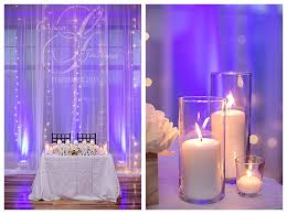 Lavender Decor Jocelynn And Cristian U0027s Lovely Lavender Wedding Love Inc