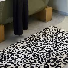 Abyss Bath Rugs Abyss Habidecor Leopard Bath Rug Gracious Home