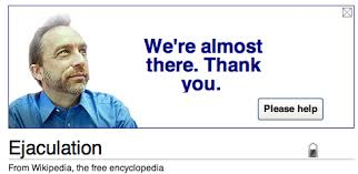 Wikipedia Donation Meme - wikipedia donation banner captions know your meme