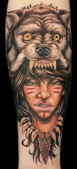 growl wolf headdress color ligons
