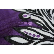 Purple And Black Area Rugs Purple And Black Area Rugs Bedroom Windigoturbines Black And