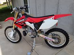 motocross race bikes for sale new or used honda dirt bike for sale cycletrader com