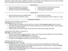 sample real estate agent resume real estate resume sample sample