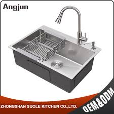 stainless steel sinks for sale china best sale fast delivery easy cleaning kitchen stainless steel