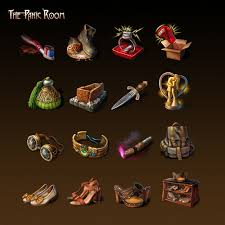 daria chu items for panic room game