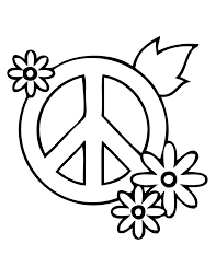 free flower coloring pages for kids cute coloring