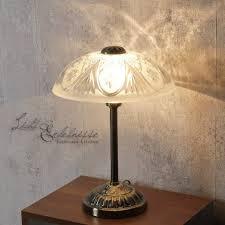 leuchten schlafzimmer tischleuchte im jugendstil für schlafzimmer wohnzimmer mit