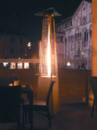 Restaurant Patio Heaters by Floor Standing Infrared Patio Heater Gas Falò Italkero Videos
