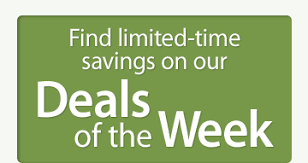 deal of the week weekly deals plow hearth