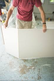 How To Hang Drywall On Ceiling By Yourself by Best 25 How To Install Drywall Ideas On Pinterest Drywall