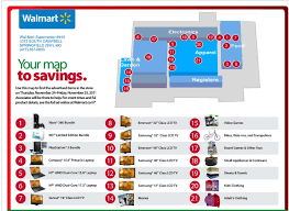 black friday 2011 print your walmart store map the sensible family