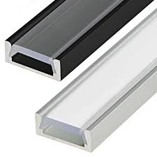 low profile led light bar low profile surface mount led profile housing for led strip lights