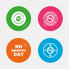 no smoking sign transparent background no smoking day icons against cigarettes signs quit or stop