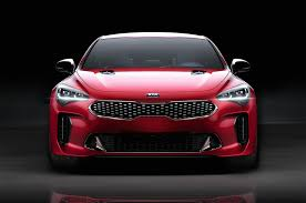 kia stinger gt first look motor trend