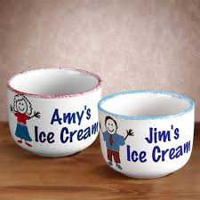 personalized bowl personalized bowls him neat stuff gifts