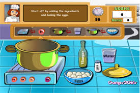 jeux de cuisine