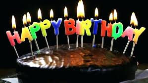 cool birthday candles cool birthday candles cake lighted on a happy with the words