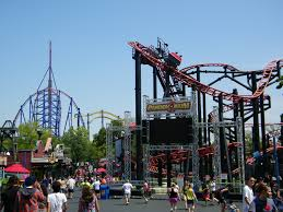 New Texas Giant Six Flags Over Texas Six Flags Over Texas Theme Park In Dallas Thousand Wonders