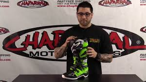 motocross boots alpinestars alpinestars tech 7 motocross boot review chapmoto com youtube