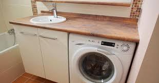 cuisine avec lave linge meuble cuisine combine four lave linge evaclara trade