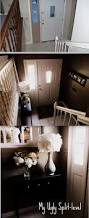 How To Decorate A Foyer In A Home by My Ugly Split Level Entryway Entryway Pinterest Split Level
