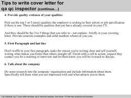 Qa Qc Inspector Resume Sample Qa Cover Letter Cover Letter For Qa Resume Domov Srinivasan