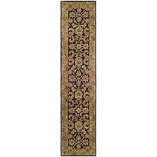Plum Runner Rug Safavieh Handmade Classic Regal Dark Plum Gold Wool Runner 2 U00273 X