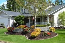 Simple Front Yard Landscaping Ideas Simple Front Yard Landscape Design Ideas