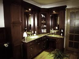cuisine armoire brune armoires de cuisine et salle de bain meubles et design richtin