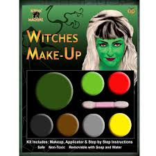halloween makeup face paint sets kit fake blood devil witch zombie