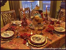 thanksgiving turkey centerpiece thanksgiving tablescape with turkey centerpiece and pottery barn